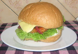 Бутерброды (Чизбургеры)
