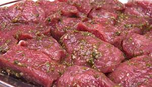 Маринад для шашлыка из говядины (рассольный)