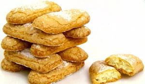 Печенье «Савоярди» или «Дамские пальчики»