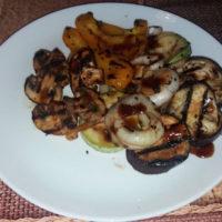 Овощи-гриль